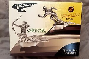 DC-The-Flash-Hoodies-Collectible-Auto-Hood-Ornament-Car-Loot-Crate-Exclusive-CW