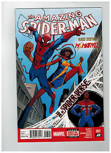 AMAZING-SPIDER-MAN-7-1st-Printing-Edge-of-Spider-Verse-2014-Marvel-Comics