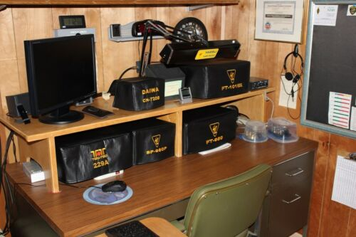 VINYL DUST COVERS...Yaesu FT-101 or FT-736R or FT-301 or FT-101E and more