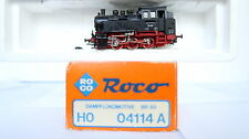 Roco ho/dc 04114 a vapor Lok br 80 028 DB (cq/187-25s9/2)