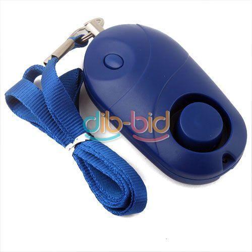garde de sécurité portable personnel de sécurité d'alarme lumière EB