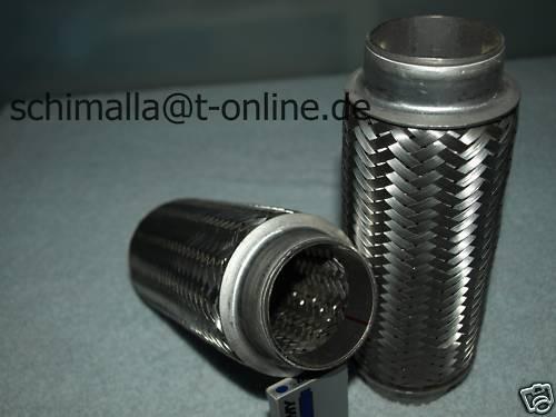 Flexstück flexrohr pantalones tubo Opel Corsa B 1,5-1,5t-1,7