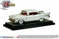 M2 1:24 AUTO-THENTICS Release 49A 1957 Chevrolet Bel Air Hardtop - Imperial Ivo