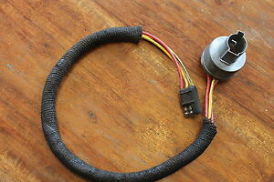 1966 1967 lincoln continental convertible top control switch by gas cap nos ebay. Black Bedroom Furniture Sets. Home Design Ideas