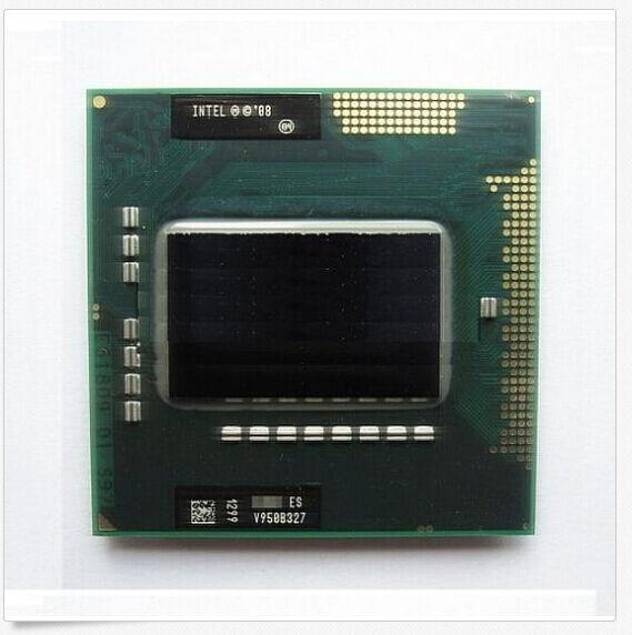 Intel Core i7 720QM Q3BA QS Mobile CPU 1.6G/2.8G 6M HM55/57 BY80607002907AH