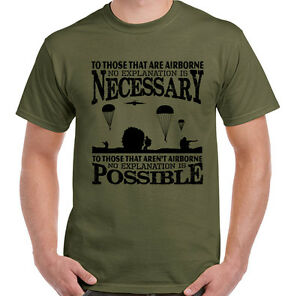 To-Those-That-Are-Airborne-Mens-Funny-T-Shirt-Parachute-Regiment-1-2-3-4-Para