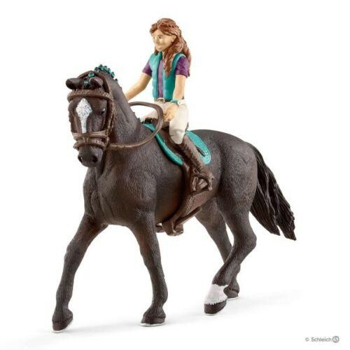 Schleich-42413 Horse Club LisaStorm