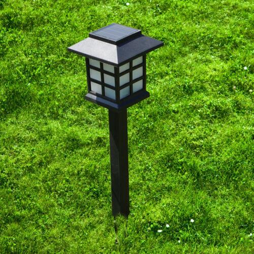 Utile Pelouse Lampe Solaire DEL Jardin Lumière Extérieure Underground Paysage lumière 1PC