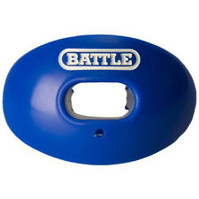 Battle Sports Science Oxygen Lip Protector Mouthguard Blue
