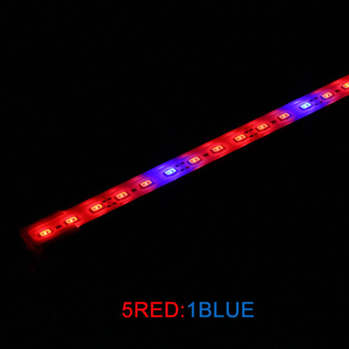 LED Grow light 5630 LED Bar Light 12V 36LEDs 50cm IP68 Waterproof Aquarium