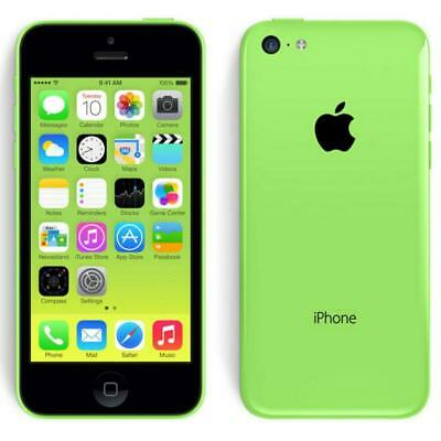 Apple iPhone 5C Unlocked GSM 8GB/16GB/32GB 4G LTE Smartphone - All Colors
