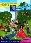 Happily Ever Moey! A Fairy Tale Lark In Central Park [Digipak] by Moey's Music Party (CD, 2011, 2 Discs, Lemonade Productions)