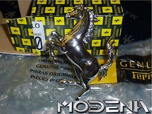 Ferrari-Emblem-115-mm-Cavallino-Rampante-Horse-Modena-Challenge-Spider-Stradale