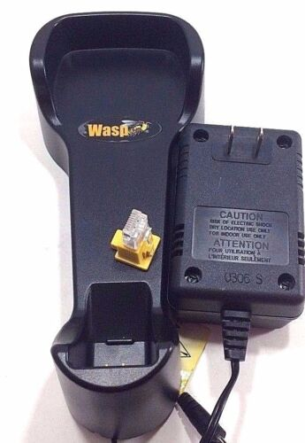 Wasp B500 Charging Base Cradle with Wired Connectivity for WWS500//WWS550I Series