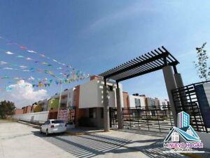 Casas nuevas en Venta 3 Recamaras Puebla con Alberca Fraccionamiento Privado