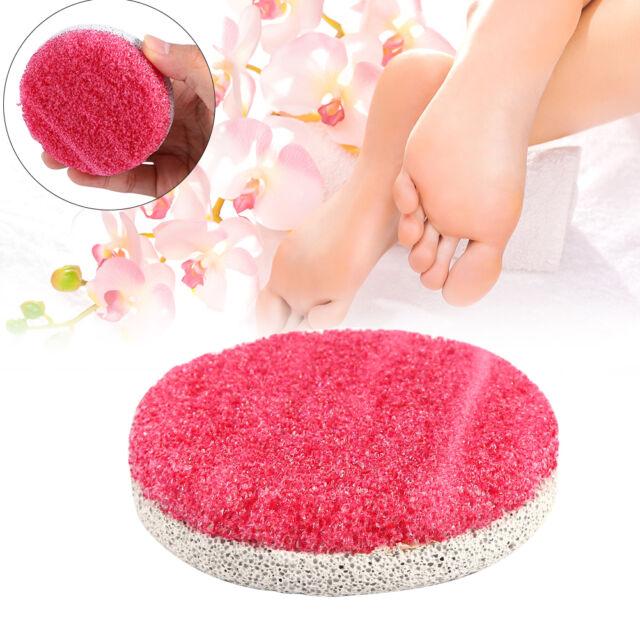 Dead Hard Skin Cuticle Remover Pumice Stone Foot File Feet Care Clean Scrub