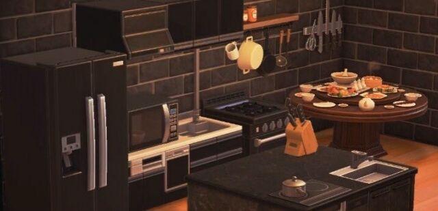 Animal Crossing Kitchen Set   eBay on Animal Crossing Kitchen Island  id=47033