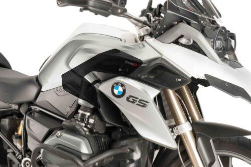 PUIG LOWER DEFLECTOR BMW R1200GS 13-18 DARK SMOKE