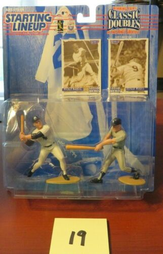 1997 Starting Lineup dula Baseball Classic doubles manteau//Maris #19