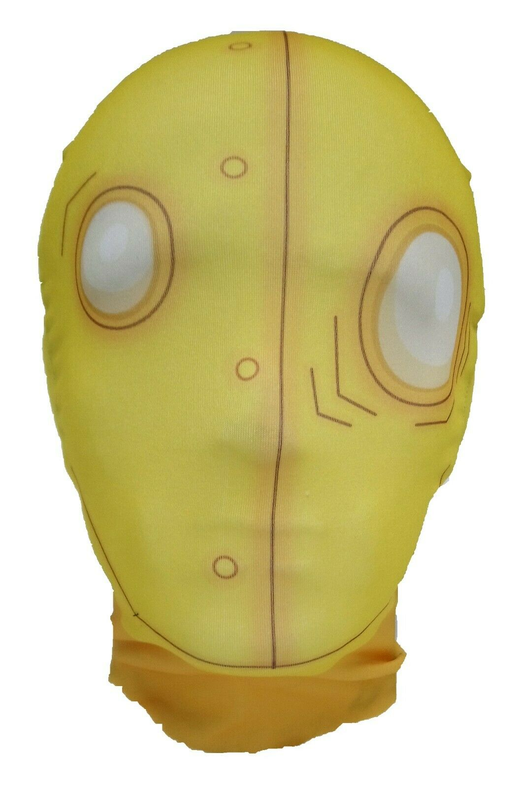 10d1b11139dc Details about Blitzcrank Halloween Mask - Full Head - League Of Legends  -Costume- LOL Cosplay