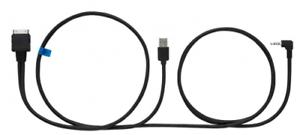 Kenwood KCA-IP202 cable directo para iPod//iPhone de reproducción de música y video