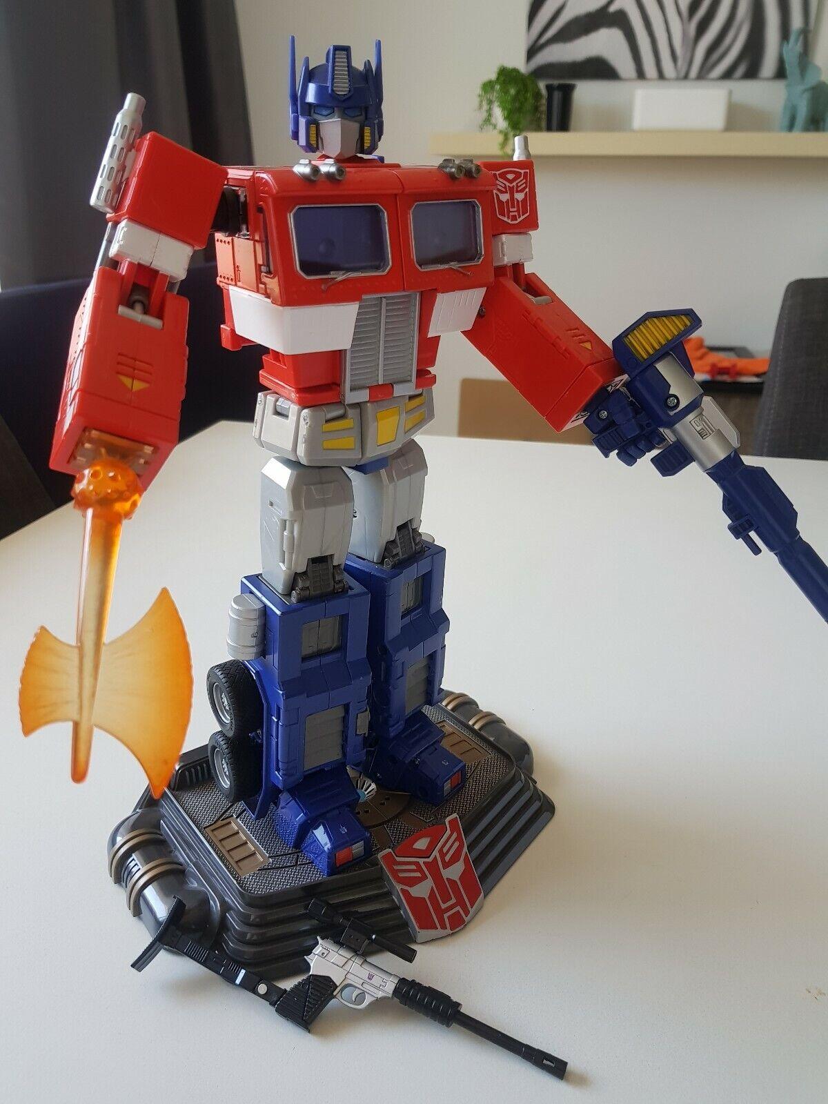 Hasbro Optimus Prime 20th Anniversary Edition