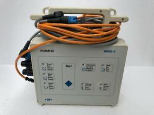 GF+ HWSG-3 ELECTRO FUSION CONTROL UNIT INSTAFLEX 230V #3