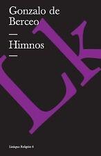 Himnos by Gonzalo de Berceo (2014, Paperback)