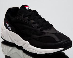 6c214460e420d6 Fila Venom Low Top New Men Lifestyle Shoes Black White 2018 Sneakers ...