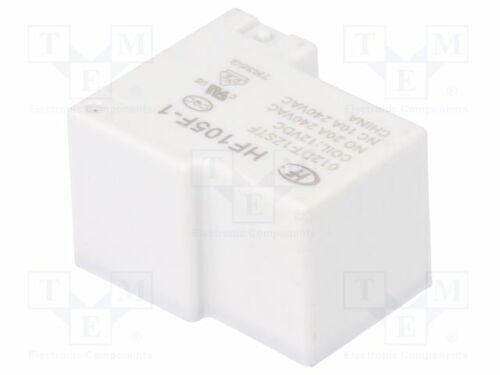 20A SPDT HF105F1//012DT-1ZST Relay: electromagnetic Ucoil min Ucoil:12VDC