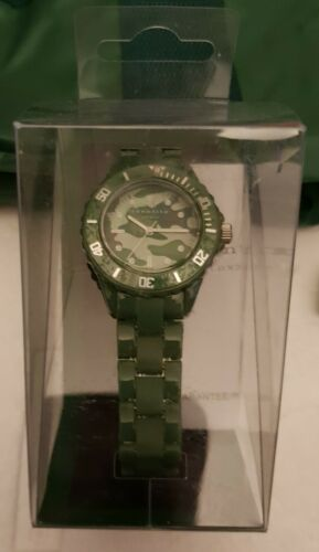 Binoculers Whistle Dog Tag And Compass Kids Camouflage Backback With Watch