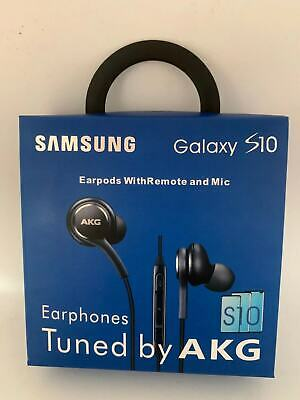 Akg Samsung S10 Earphone S8 S9 Note9 8 Plus Headphones Headset Earbud Eo Ig955 Ebay