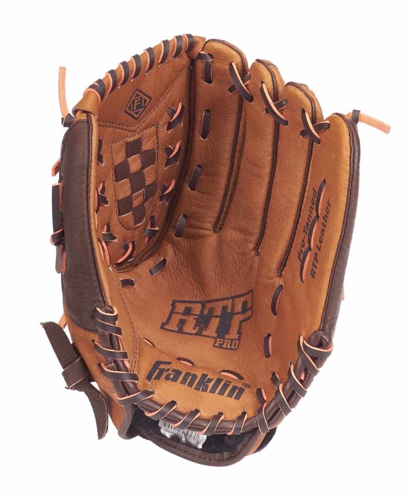 Franklin Fielding Glove RTP Pro - Leder - Baseball Fanghandschuh Base-Ball