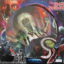 "IRON MAIDEN ~ Out Of The Silent Planet ~ 12"" Single PICTURE DISC LTD ED #22245"