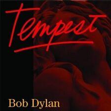 BOB DYLAN - TEMPEST  CD++++++++++++10 TRACKS+++++++++++ NEU