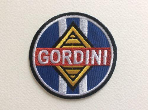 A036 PATCH ECUSSON GORDINI 7,5 CM