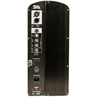 280 Watt Plate Amplifier With Satellite Output For Pa/dj Speaker Cabinets on sale