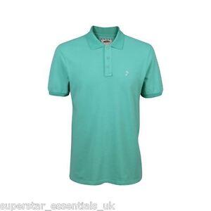 BNWT-Mens-VANS-Plain-Mint-Green-Summer-Polo-T-Shirt-Top-OTW-Off-The-Wall