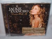 Cd Jackie Evancho Dream With Me Mint Sealed Canada