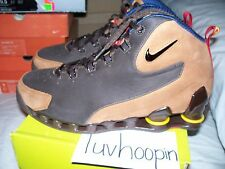 DS Nike Shox VC III Tuskegee Airmen bhm