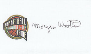 Coach-Morgan-Wootten-1-274-Wins-Hall-of-Fame-DeMatha-HOF-SIGNED-CARD-AUTOGRAPHED