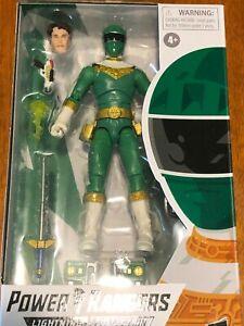 Power Rangers Lighting Collection Green Zeo Ranger Action Figure