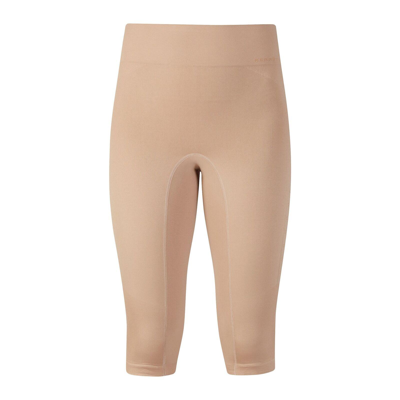 Kerrits, jinete esbelto, Capri, malla, pantalones cortos.