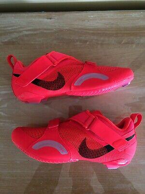 Nike CJ0775-660 Women/'s SuperRep Cycle Spinning Shoes Flash Crimson//Pink