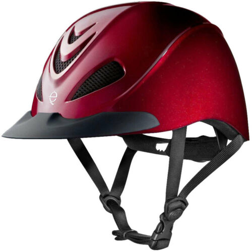 04-228 Troxel Liberty Riding Casque-Ruby NEUF
