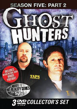 Ghost Hunters Season 5, Part Two - DVD - GOOD - $19.85