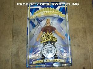 WWE Wrestling Times Square Exclusive 1 of 600 Wrestlemania XX Ric Flair
