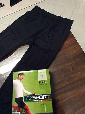 Activewear Tops Multisport Erledigt In Italien 100% High Quality Materials Activewear Responsible Strumpfhose Herren Vivasport Art.600159