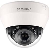 Samsung Snd-l6083r 2mp Fullhd Wisenet Varifocal Ir Led Internal Dome Cctv Camera