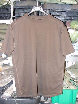 T-shirt de combat respirant Armée Anglaise marron taille M 102cm UK brown